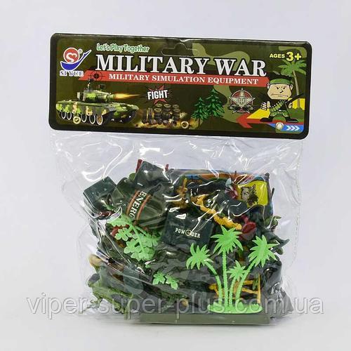 Военный игровой набор 8655 (96/2) в кульке