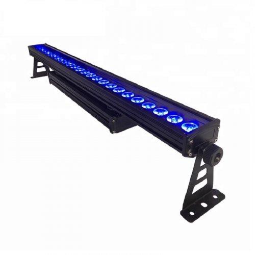 Светодиодный LED прожектор PR-E020B 24*10W RGBWA 5 in 1 LED waterproof wall washer