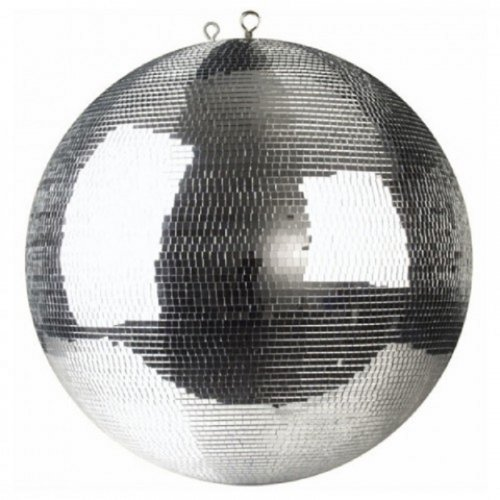 Зеркальный шар Mirrorball 30cm 5x5mm mirrors