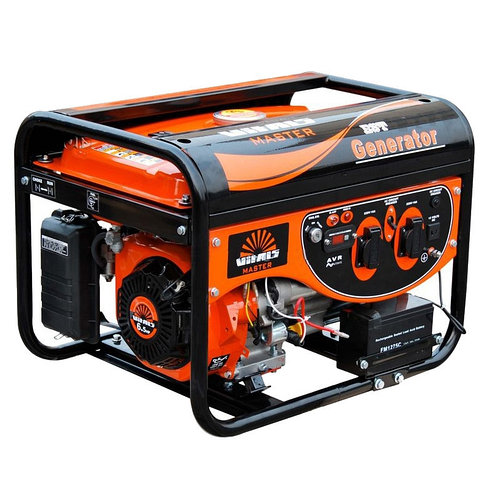Генератор бензиновый Vitals Master EST 4.0b (4,5 кВт)
