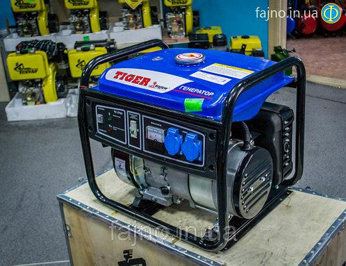 Бензиновый генератор Tiger TG 3700E (2,5 кВт, эл. стартер)