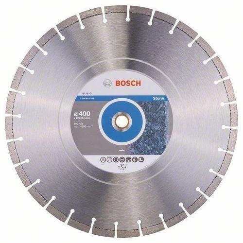 Диск алмазный Bosch Expert for Stone 400 х 20/25,4