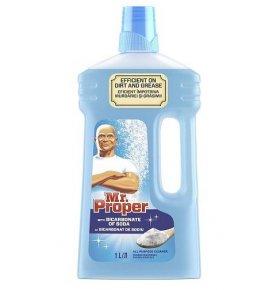 Средство для уборки пола и стен с содой Mr.Proper 1 л