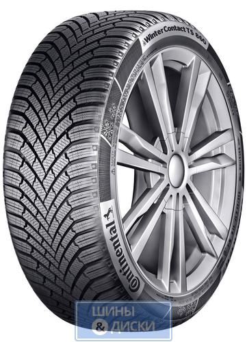 Continental WinterContact TS 860 225/45 R17 91H FR