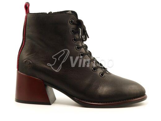 ботинки RIEKER 79302-00 black, цвет чёрный