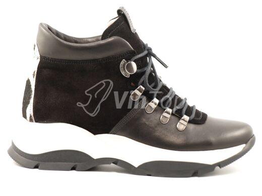 ботинки HISPANITAS PHI00794 black, цвет чёрный