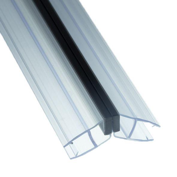 PS-9M/8мм-2.5-магнит черный + прозрачный силикон