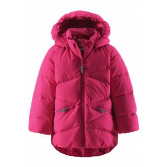 Зимний пуховик для девочки Reimatec Ilma 511290-4650