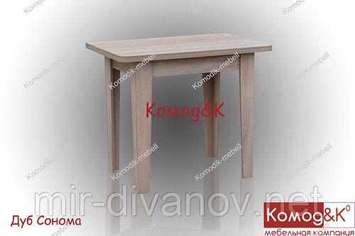 Стол Кухонный 900*600 раскладной цвет Дуб Сонома.