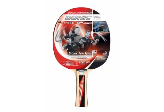Ракетка для настільного тенісу Donic TOP TEAM 600 (73-3236)
