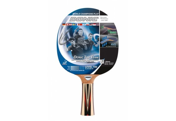 Ракетка для настільного тенісу Donic TOP TEAM 700 (75-4197)