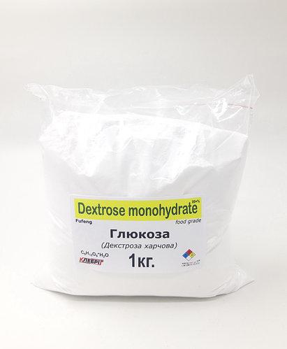 Глюкоза (Декстроза) 1кг пищевая добавка Dextrose Monohydrate