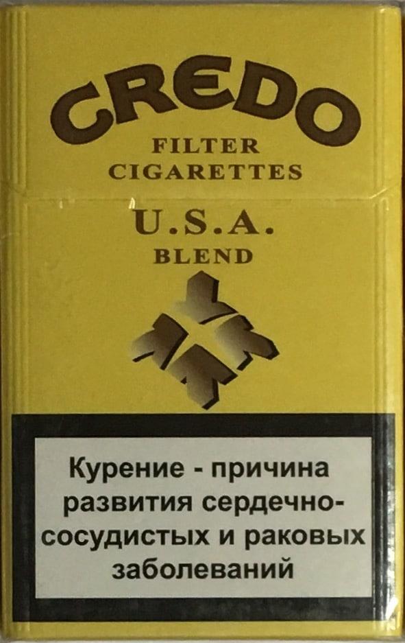 Сигареты Credo оптом в Украине