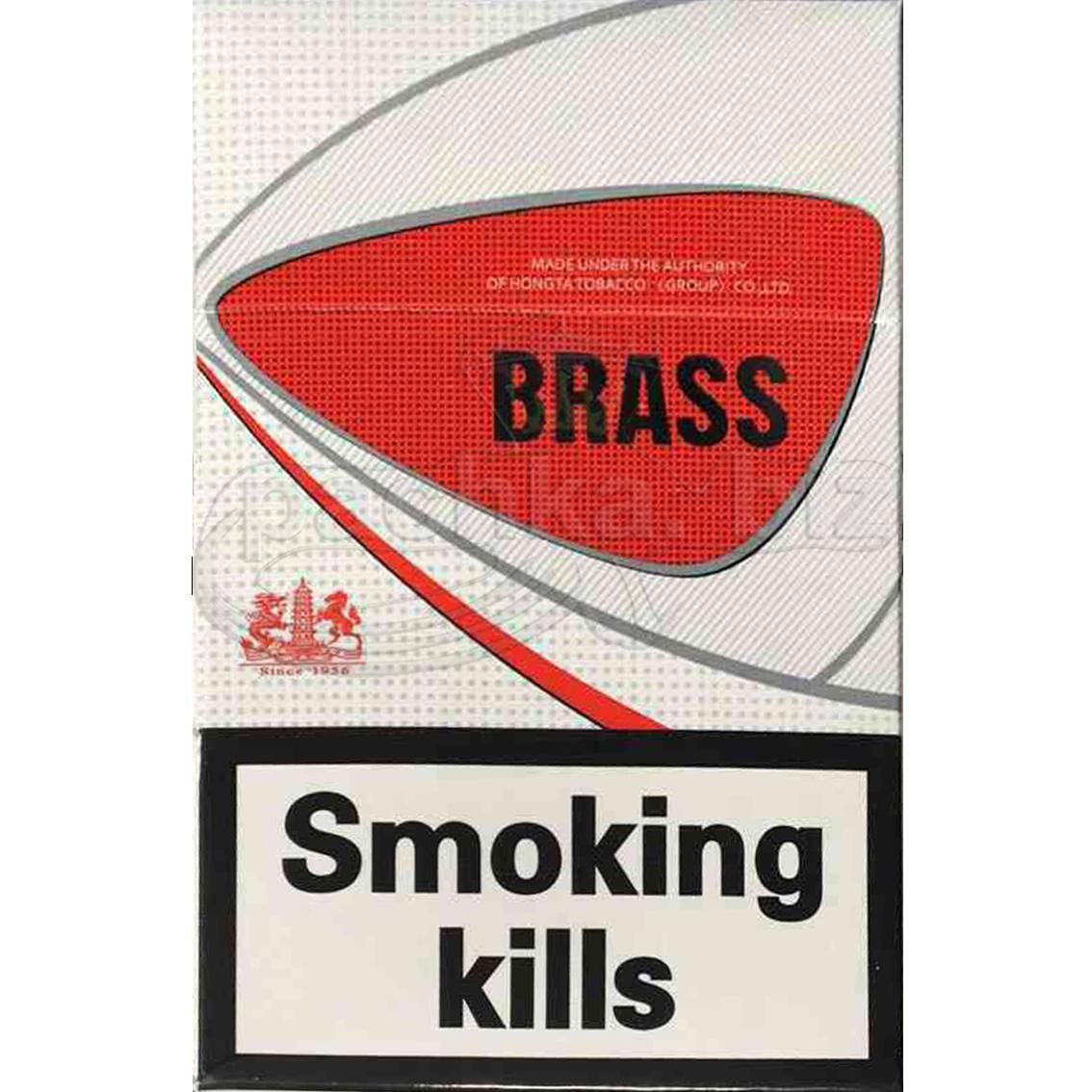 Сигареты Brass оптом в Украине