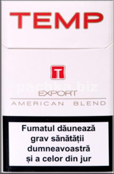 Сигареты TEMP оптом в Украине