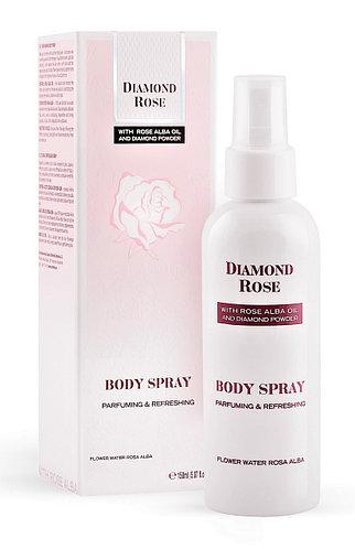 Парфюмированный спрей для тела DIAMOND ROSE