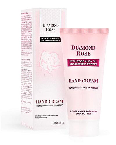 Обновляющий крем для рук DIAMOND ROSE