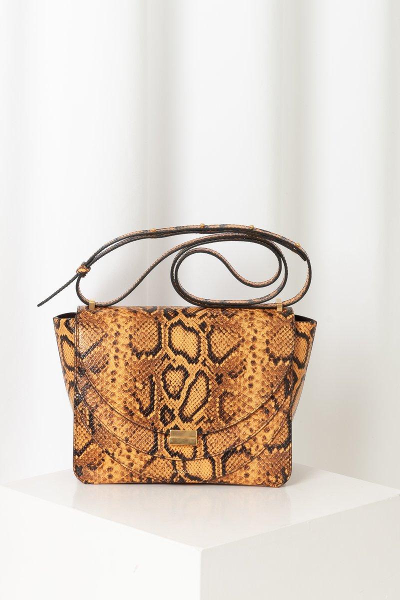 Luna bag Inca Python