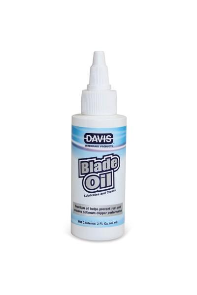 Davis Blade Oil премиум масло для смазки и очистки ножниц