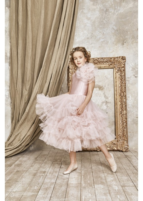 Платье Sweet Dreams розовое