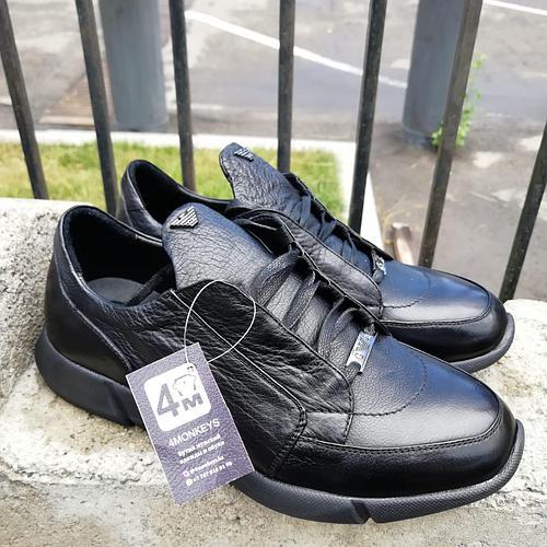 Легкая кожаная обувь