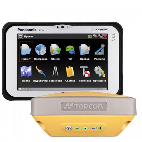 ГНСС приёмник TOPCON HiPer SR Pro