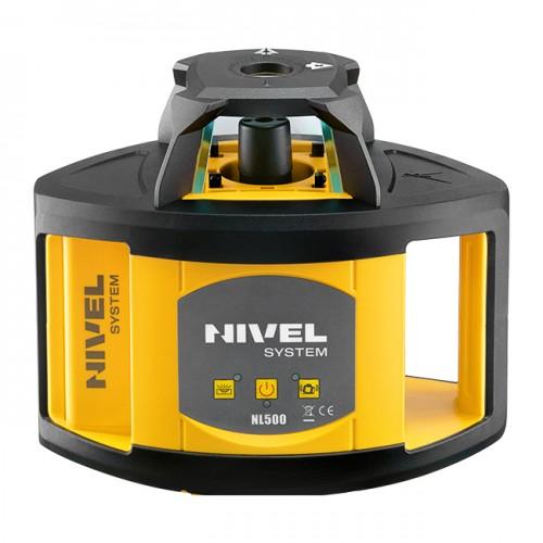 Лазерний нівелір Nivel System NL500