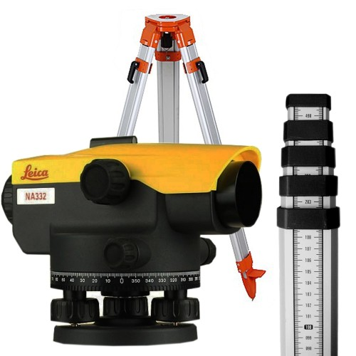 Нивелир оптический Leica Na332 SET