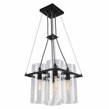 Подвесная люстра Arte Lamp 58 A8586SP-4BK
