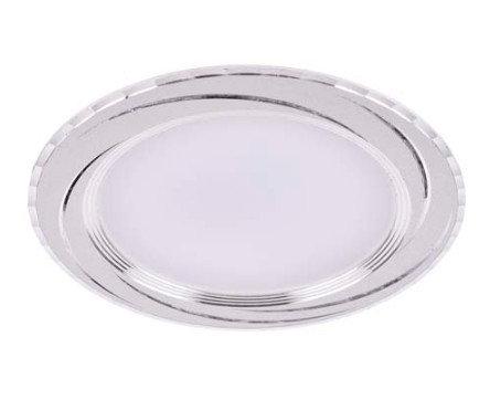 Светильник встраиваемый Lemanso LM487 7W 4500K белый круг