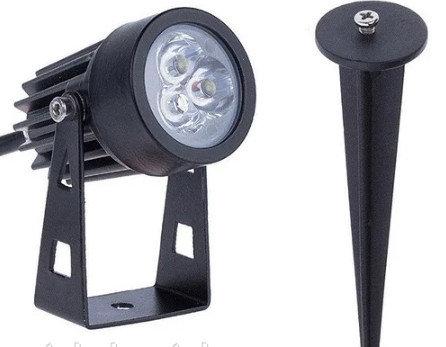 Светильник садовый LED 10W LM16
