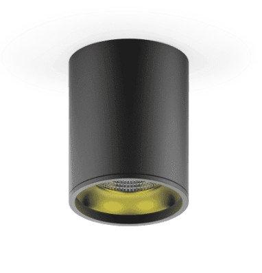 Светильник накладной GAUSS HD008 12W 3000K