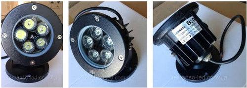 Светильник садовый LED 5W LM979