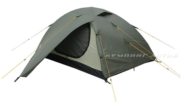 Трехместная палатка Alfa 3