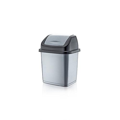Бак мусорный 1CK-100, 5,5 л. Irak plastik, Турция