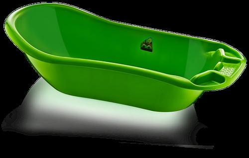Большая детская ванночка DUNYA PLASTIK ТУРЦИЯ 12001