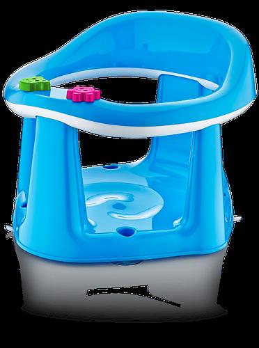 Детское сидение для купания Baby Seat на присосках DUNYA PLASTIK ТУРЦИЯ(30х32х26) 11120