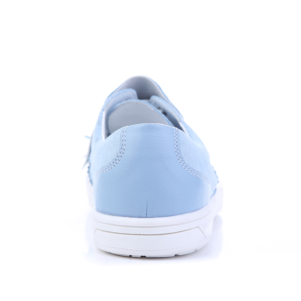 Броги голубые для девочки