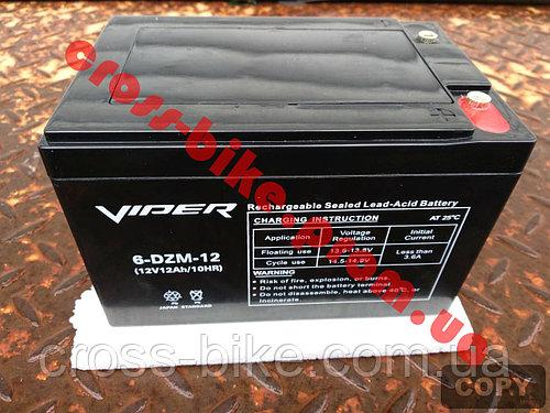 Батарея аккумулятор для квадроцикла EATV 12V 12AH/10HR 90304 (CROSSER)