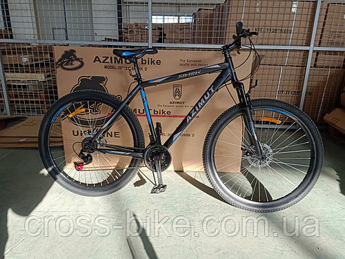 Велосипед Горный спортивный Azimut SPARK 29 дюймов 19 рама