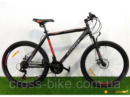 Велосипед Горный спортивный Azimut SPARK 29 дюймов 21 рама