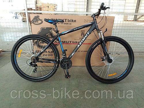 Велосипед Горный спортивный Azimut SPARK 26 дюймов 20 рама +