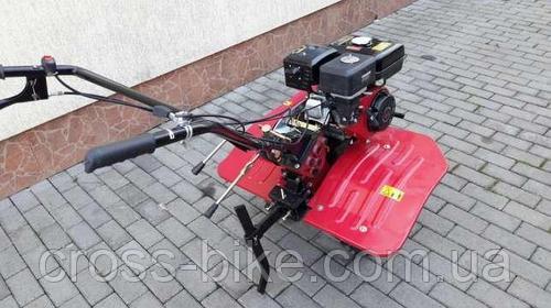 Бензиновый мотоблок Зубр (ZUBR) KX-3 (GN-4) 6.5 л.с
