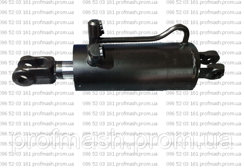 Гидроцилиндр МТЗ 1221, МТЗ 1025 навески (рогатый) | ГЦ125х200