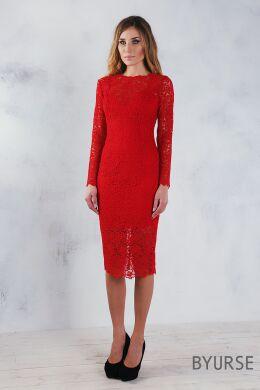 Кружевное платье Эрика