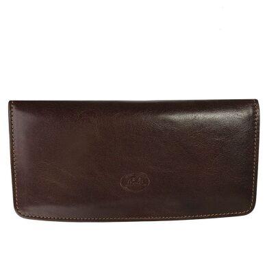 Женский кошелек из натуральной кожи Tony Perotti Vernazza 3448 moro (коричневый)