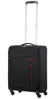 Ультралёгкий чемодан American Tourister Litewing текстильный на 4-х колесах 38g*002 (малый)