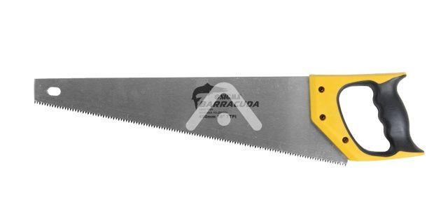 Ножовка по дереву 450 мм, BARRACUDA Sigma