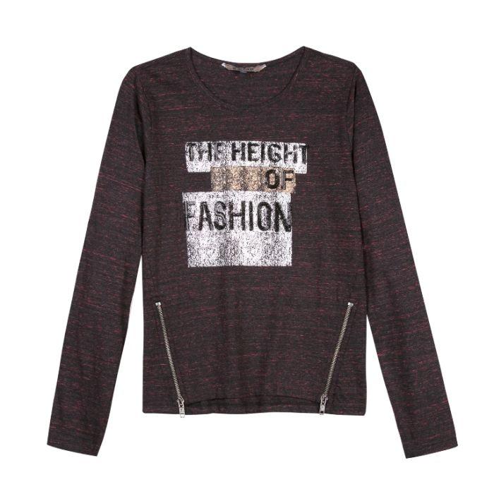 Sweatshirt B-Karo for girls