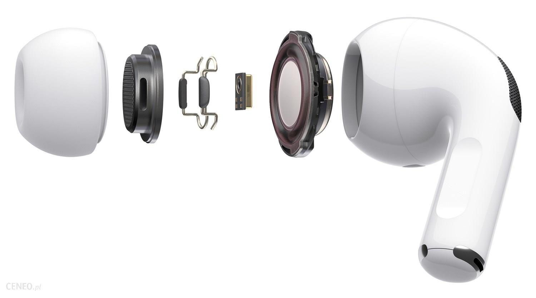 Apple AirPods Pro biały (MWP22ZM/A)